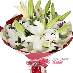 嫂子生日送束花怎么样?