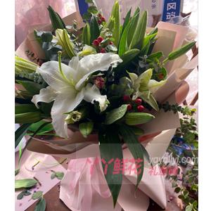 闺蜜生日送什么花好送多少朵?
