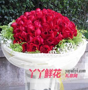 爱的告白-99支红玫瑰