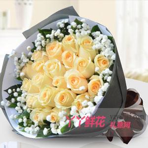 生日送老公可以送鲜花吗?