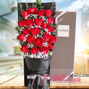 七夕情人节送花送多少朵为好?