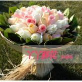 鲜花51枝混色玫瑰(精彩)