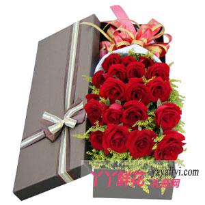 七夕在外地要不要送花?