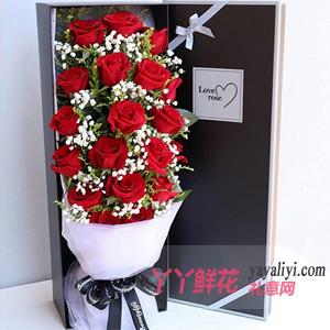 女友生日送什么鲜花?