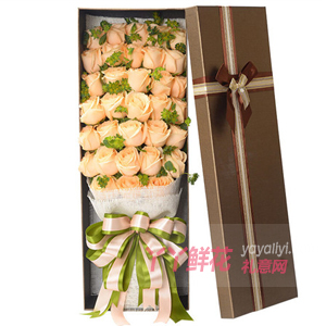 七夕节给男朋友送几朵玫瑰花?