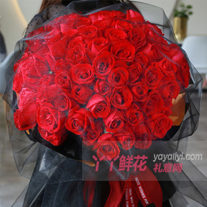 生日玫瑰花要送多少朵?